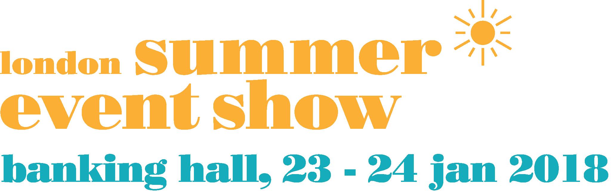 London Summer Event Show 2019